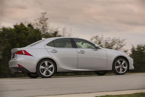 Lexus Is Models Pull Major Upset In Motor Sport Sedan Segment