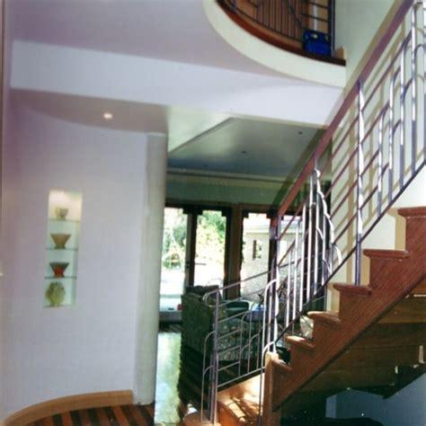 art deco renovations modern staircase sydney