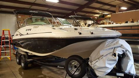 Deck Boat For Sale In Wisconsin by Deck Boats For Sale In Nashotah Wisconsin