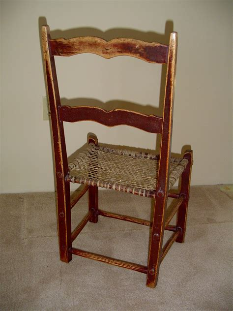 Furniture For Sale by Set Of Primitive Chairs In The Capucine Manner Canadian