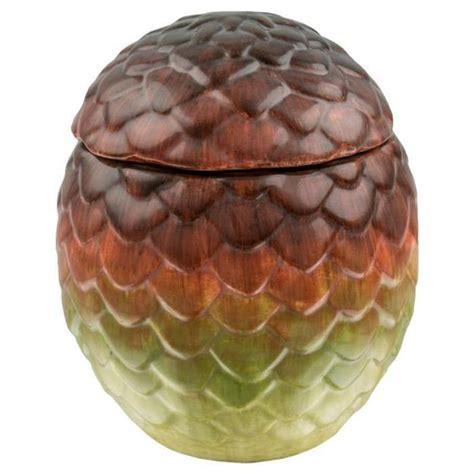 game  thrones hbo ceramic drogon dragon egg cookie jar