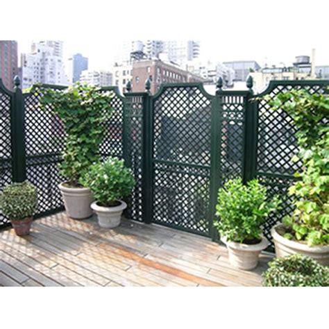 Outdoor Privacy Trellis by Garden Trellis Outdoor Privacy Screen Trellises At