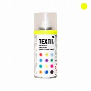 Bombe Peinture Pas Cher : bombe de peinture textile jaune fluo 150ml pas cher ~ Dailycaller-alerts.com Idées de Décoration