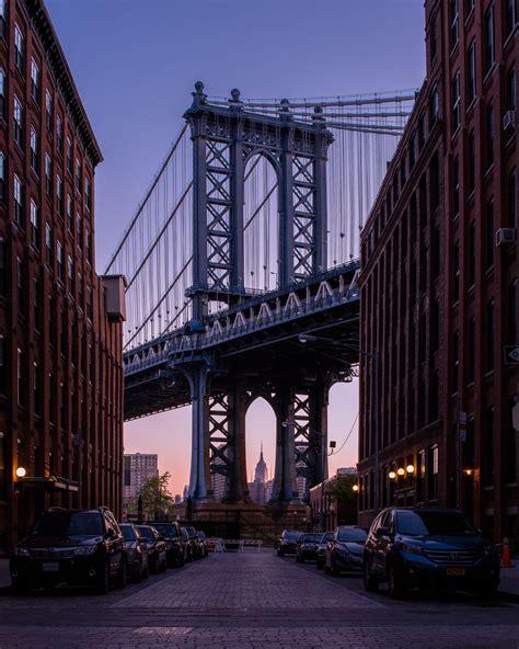 Manhattan Bridge  Best Photo Spots