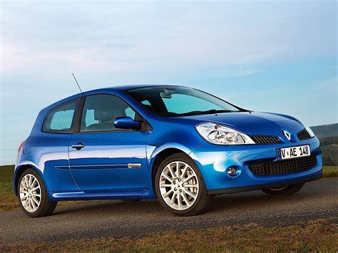 Renault Clio Rs Specs & Photos