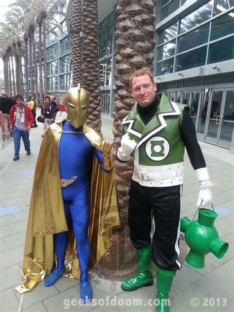 wondercon  cosplay  doctor fate  green lantern