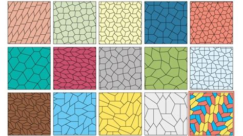 pentagonal tiling of the plane geometry on pentagonal tilings mathematics stack exchange