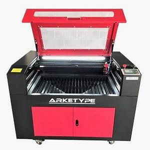 Machine Decoupe Laser Particulier : machines laser gravure marquage d coupe arketype laser ~ Melissatoandfro.com Idées de Décoration
