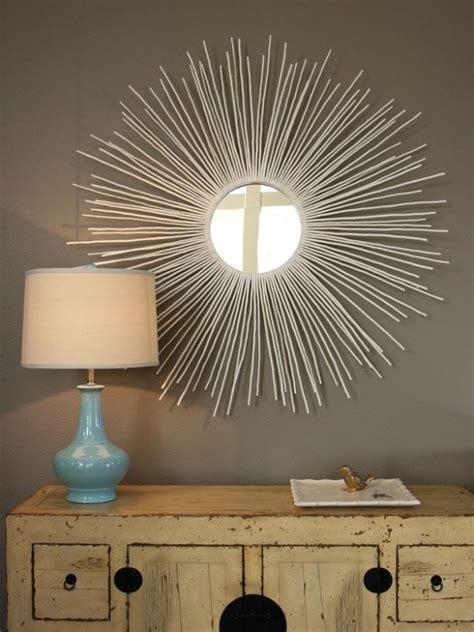 creative  unique diy mirror frames ideas