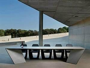 Grande Table De Jardin : table basse jardin en 20 id es pratique et design ~ Teatrodelosmanantiales.com Idées de Décoration