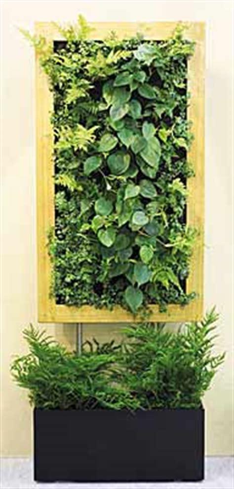 Vertikaler Garten Echte Pflanzen by Bepflanzbare Bilderrahmen 1