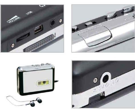 convertire cassette in mp3 convertitore cassette mp3 riproduttore cassette stereo