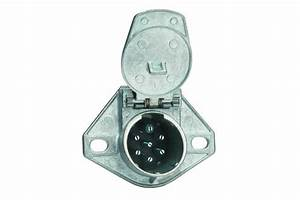 15-722 By Phillips Industries - 7-way Socket