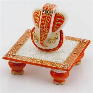 Buy diwali decoration ideas Marvel In Marble - Gold