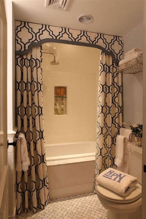 Ideas For Bathroom Curtains by Best 25 Bathroom Shower Curtains Ideas On