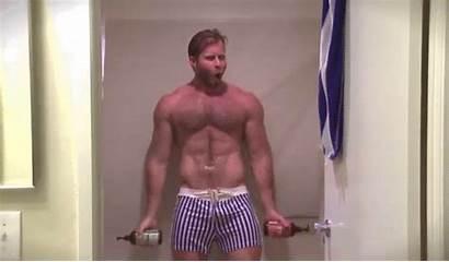 Shower Craig Ramsay Working Fitness Genie