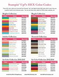 Rgb Farbtabelle Pdf : farbcode rgb hex farbe grafik stampinblog stampin farbkombinationen pinterest zuzuordnen ~ Buech-reservation.com Haus und Dekorationen