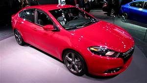 2014 Dodge Dart Gt - Exterior Walkaround - 2013 Detroit Auto Show
