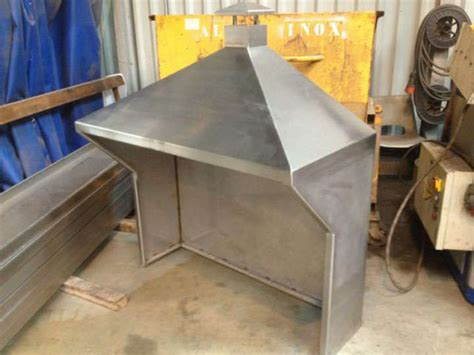 credence murale cuisine multi steel conceptions métalliques sur mesure