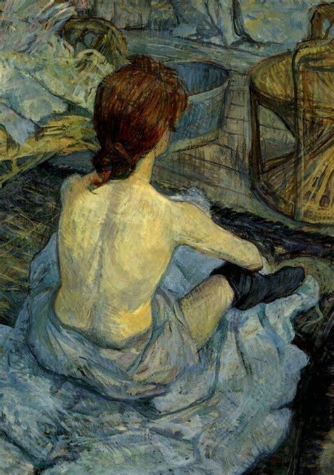 puzzle henri de toulouse lautrec femme 224 sa toilette 1889 grafika 00177 1000 pi 232 ces puzzles