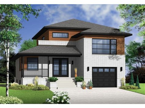 Small Narrow Lot House Plans Narrow Lot House Plans with