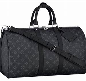 Louis Vuitton Weekender : louis vuitton keepall bandouliere black grey mono eclipse canvas weekend travel bag tradesy ~ Watch28wear.com Haus und Dekorationen