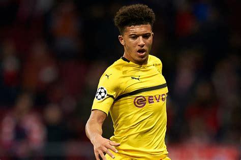 Borussia Dortmund: Satte Gehaltserhöhung für Jadon Sancho