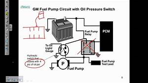 Fuel Pump Electrical Circuits Description And Operation