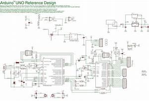 Arduino Uno Projects Circuit Diagram
