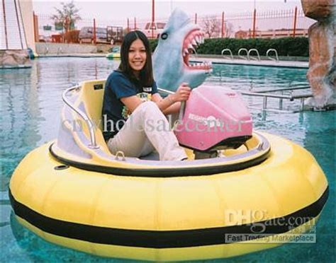 Fast Bumper Boats by 2017 Ohlees Professional Factory Design Fast Custom New