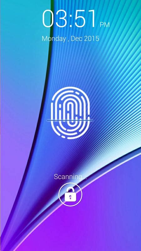 Android Attractive Lock Screen Wallpaper Hd by Fingerprint Lock Screen Prank Apk Free