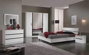 Deco Chambre Moderne : chambre a coucher blida ~ Melissatoandfro.com Idées de Décoration