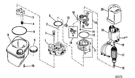 Mercruiser Alpha One Transom Assembly