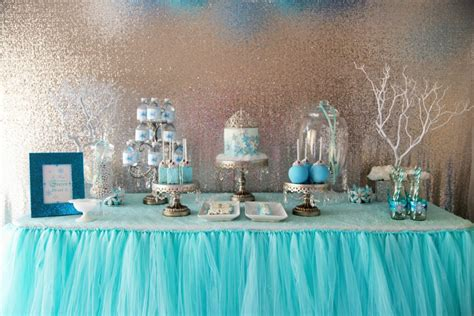 And Blue Birthday Decorations - frozen birthday project nursery