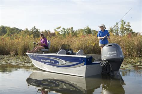 Angler Boat Reviews by Smoker Craft 171 Pro Angler Xl Review