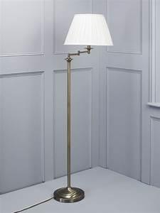 house of fraser eton floor lamp antique brass review With eton floor lamp antique brass