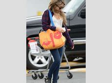 Sarah Hyland in Tight Jeans Out in LA