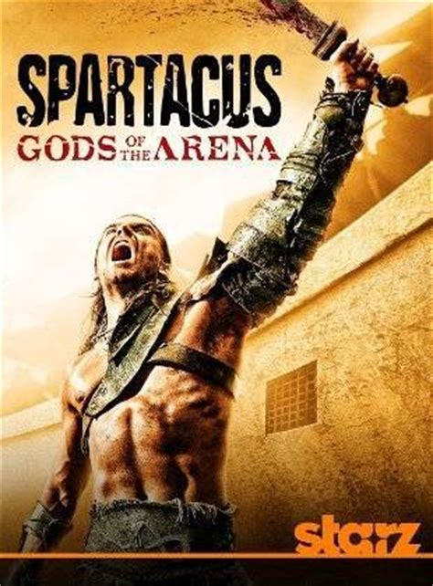 Spartacus: Blood and Sand TV series season 1, 2, 3, 4 full ...