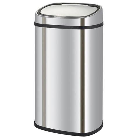 poubelle cuisine 50 l kitchen move poubelle de cuisine automatique 58 l achat