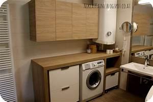 Waschmaschine Im Schrank : unser neues badezimmer ~ Sanjose-hotels-ca.com Haus und Dekorationen