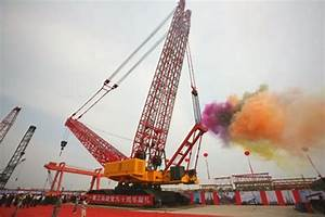 The World's Biggest Supercranes ~ Technolsoft
