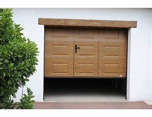 Porte De Garage Sectionnelle Sur Mesure : les 25 meilleures id es de la cat gorie porte de garage ~ Dailycaller-alerts.com Idées de Décoration
