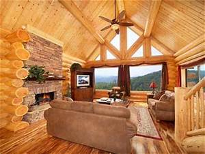Log Home Pictures - Cabin Photos