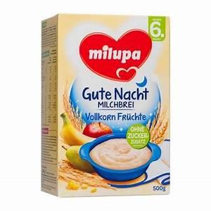 Gute Nacht Brei : milupa gute nacht milchbrei vollkorn fr chte pulver nu3 ~ A.2002-acura-tl-radio.info Haus und Dekorationen