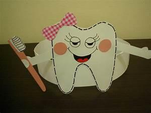 Dental craft idea for kids | Crafts and Worksheets for ...