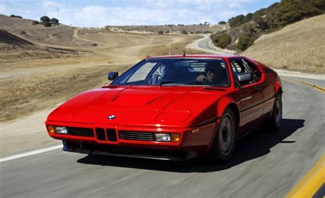 How The Bmw M1 Supercar Almost Got A Second Lease On Life