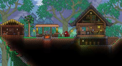 pc ballin houses  eiv page  terraria community
