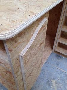 1000 images about meuble osb restaurant dents de loup With meuble osb