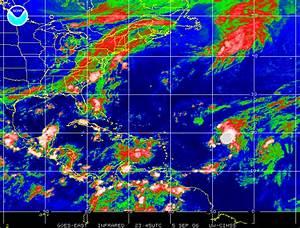 Tropical Storm Florence « CIMSS Satellite Blog