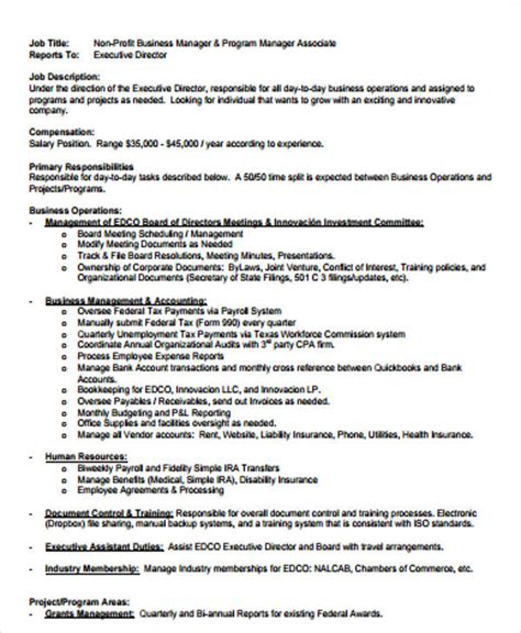 9+ Sample Business Manager Job Descriptions  Sample Templates. Persuasive Essay Topics For Kids Template. Resume Cover Letter Generator Template. Business Mileage Spreadsheet. Yearly Calendar By Month Template. Summary Of Skills Resumes Template. Holiday Card Template Free. Make Your Own Graph Paper Template. Sample Medical Transcriptionist Cover Letter Template